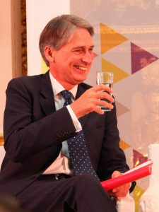 Philip-Hammond drink