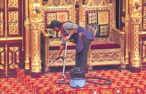 clean up the house of lords